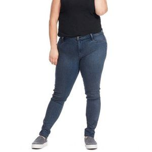 James Jeans Plus Size Skinny Legging 30W